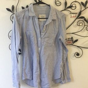 Abercrombie and Fitch collared short